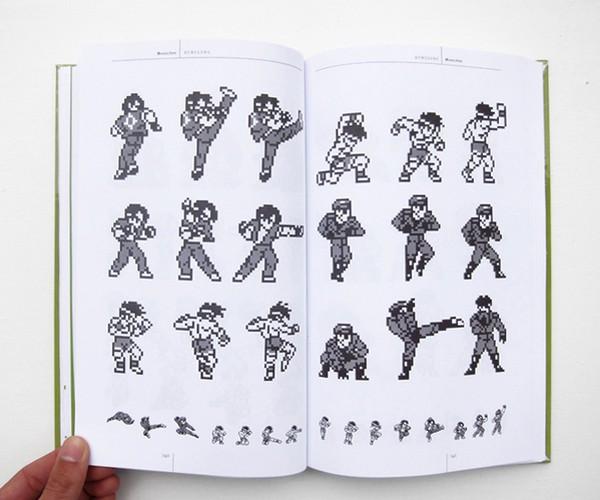 pixel galaxy gameboy book by sergio ingravalle 6