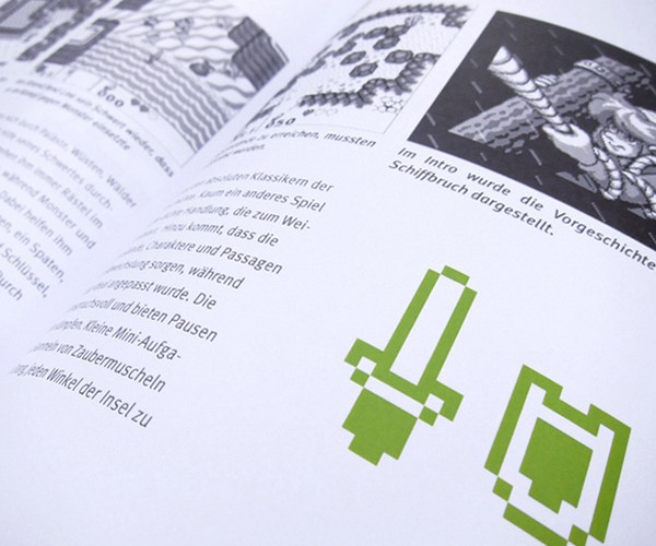 pixel galaxy gameboy book by sergio ingravalle 9