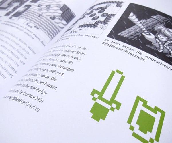 pixel galaxy gameboy book by sergio ingravalle 9