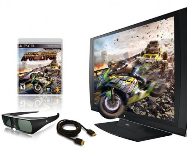 PlayStation 3D Monitor Kit Release Date Announced