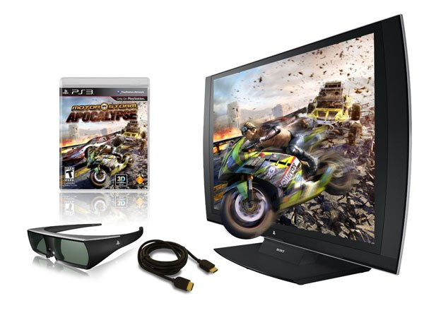 playstation 3d monitor tb