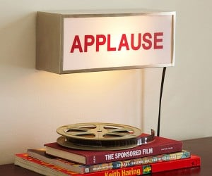Applause Light Box: the Exact Opposite of the Clapper