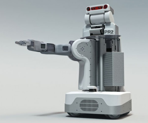 Willow Garage PR2 SE Revealed: One-Armed Robot Costs $285K