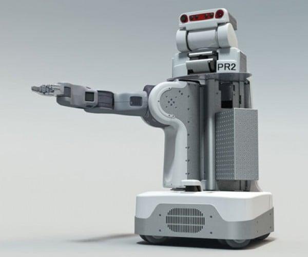 Willow Garage PR2 SE Revealed: One-Armed Robot Costs $285K