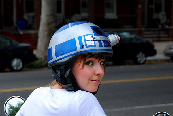 r2 d2 bike helmet 2