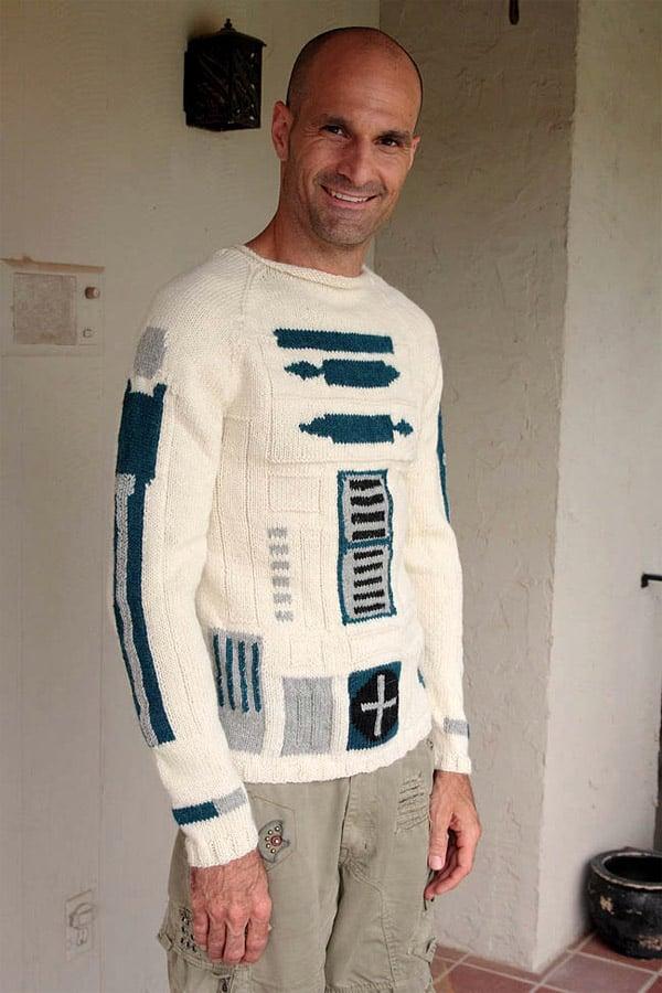r2 d2 sweater 1