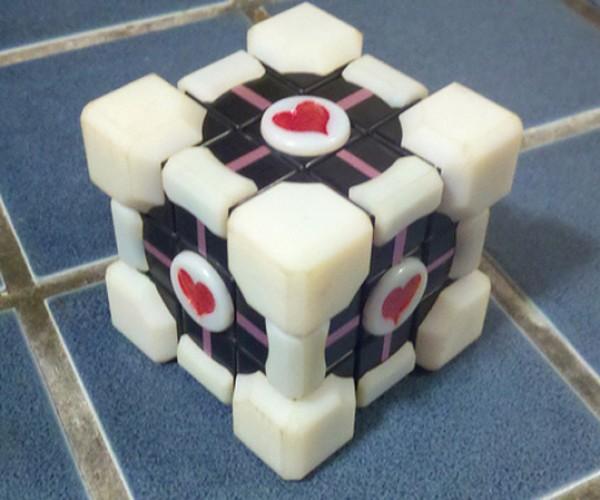 rubik's companion cubes by chris myles 2
