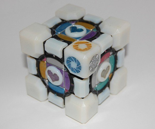 rubik's companion cubes by chris myles 5