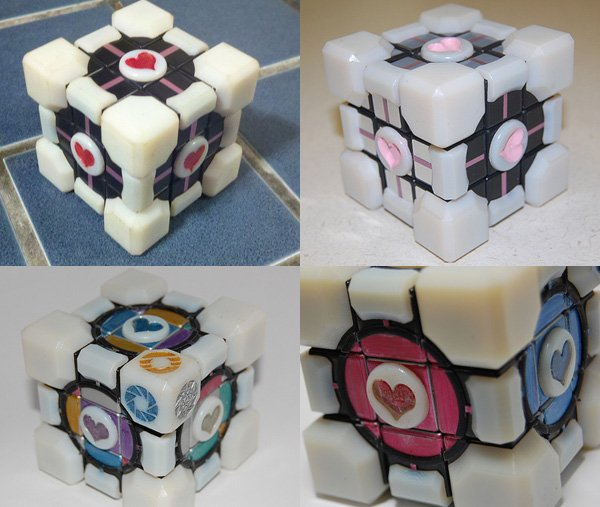 rubiks companion cubes by chris myles