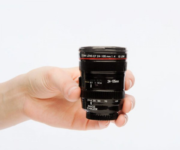 Canon Lens Shot Glasses for Shooters of All Kinds