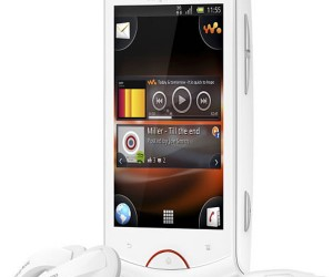 Sony Ericsson Live with Walkman Phone: Sharing on Droids