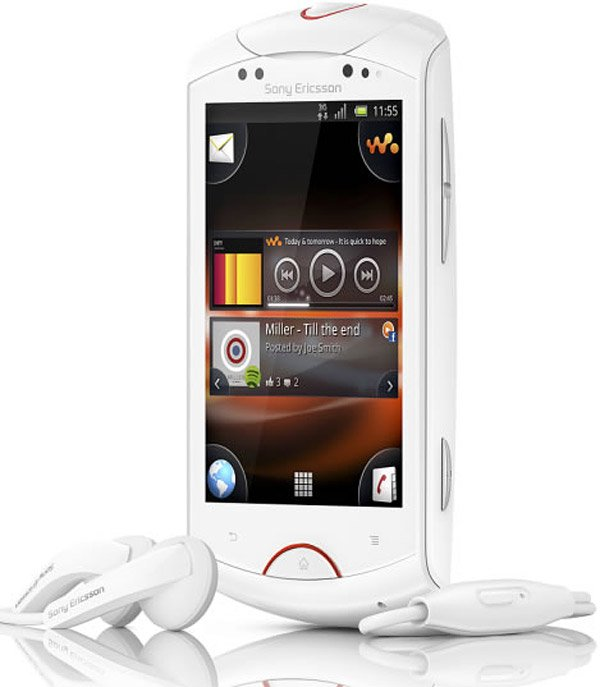 sony ericsson live with walkman phone