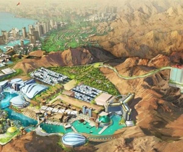 Star Trek Theme Park to Open in Jordan