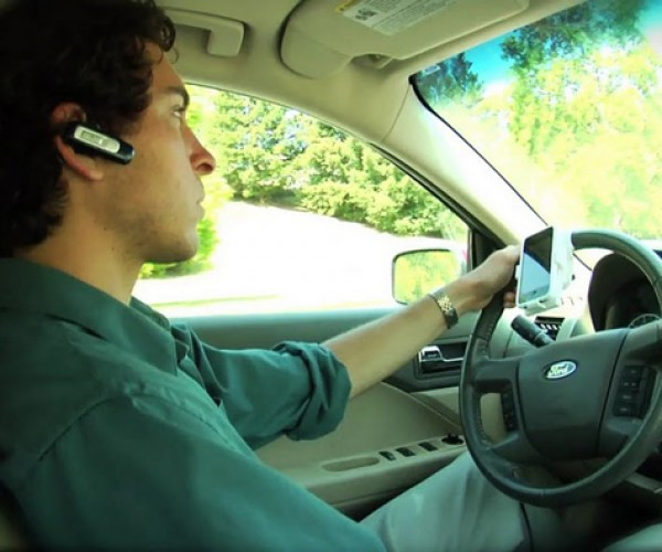 "Steer Safe: The ""Safe"" Way to Practice Distracted Driving?"