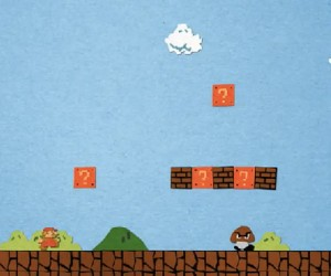 Super Mario Bros. Stop Motion: Great Animation, Bad Gameplay