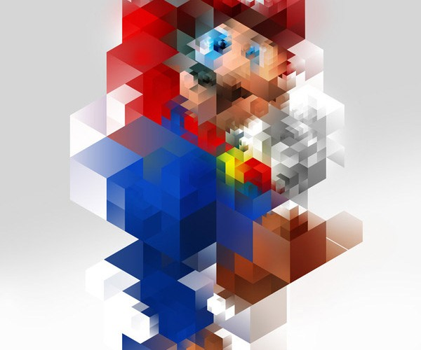 Super Angular Mario