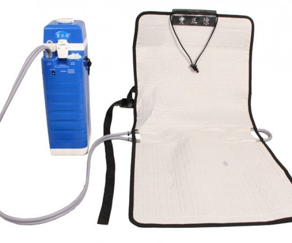 Water-Cooled Seat Cushion Might Make You Think You Peed Yourself
