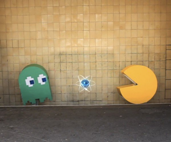 Urban Pac-Man: Great Animation, Bad Gameplay Part 2