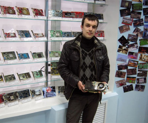 video game museum in pc shop group kharkov ukraine 9