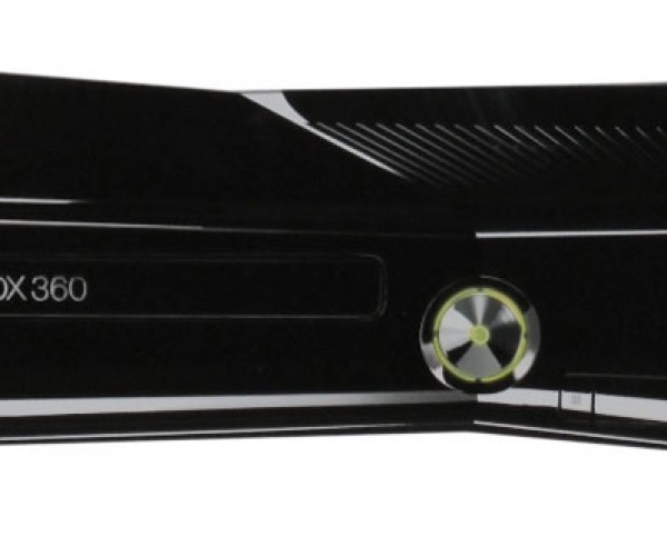 Glossy Xbox 360 Slim Going the Way of the Dodo