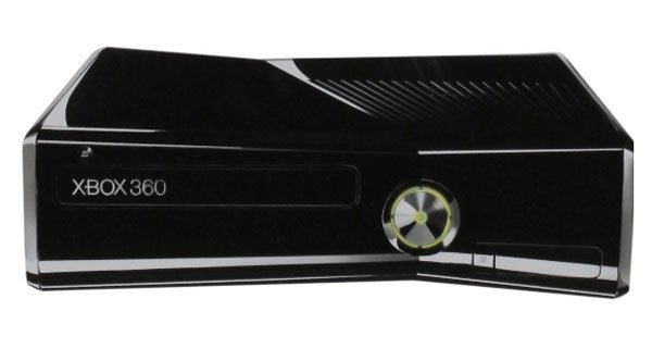 Xbox 360 Slim Console Only Glossy Xbox 360 Slim Going The