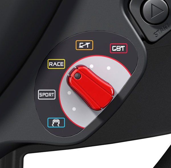 Ferrari 458 Italia Racing Wheel for Xbox 360