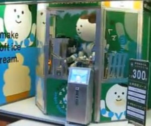 Ice Cream Robot Made Sundaes in Japan (and I Missed Out!)