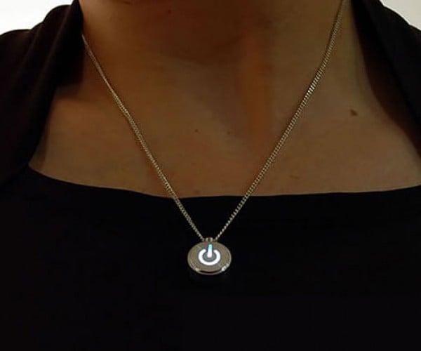 Adafruit iNecklace: Open Source Jewelry