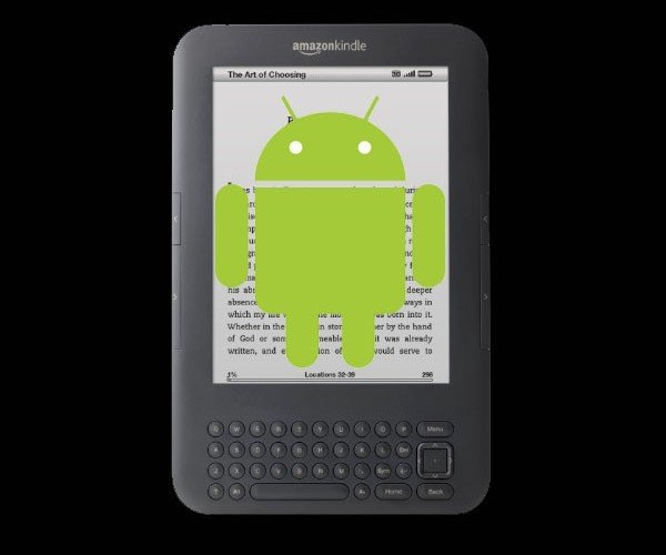 Amazon Kindle 7″ Android Tablet Rumors: Not Looking Like an iPad Killer