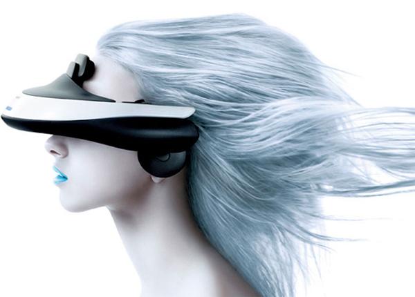 sony hmz t1 3d goggles portable 3dtv