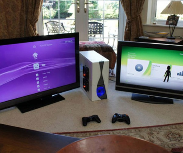 Best of Both Worlds: Modder Crams PS3 and Xbox 360 into Same Box