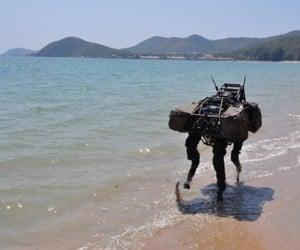 Boston Dynamics BigDog Robot: Will it Eat PIGORASS for Lunch?