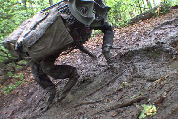 boston dynamics big dog robot darpa defense