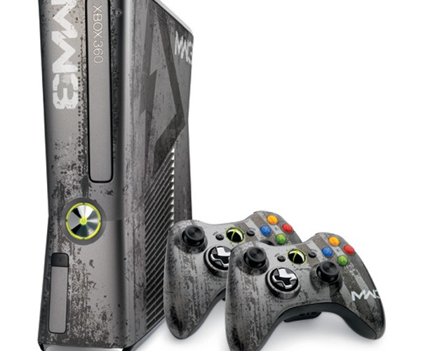 Limited Edition Call of Duty Modern Warfare 3 Xbox 360 Console Looks Sweet