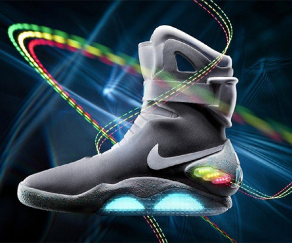 Nike Air MAG Sneakers: The Full Monty