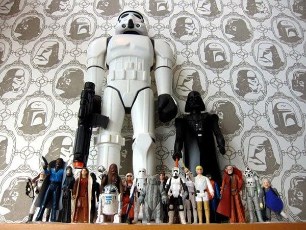 imperial forces star wars dark side wallpaper super7
