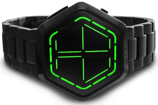 tokyoflash led japan watch timepiece kisai night vision