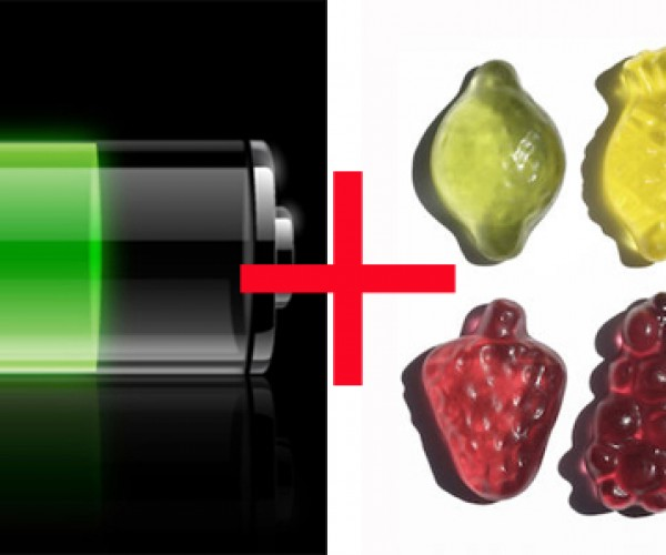 Jelly Batteries: Not for Eating (Unless You're a Robot)