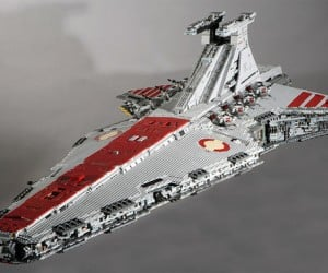 43,280-Brick LEGO Star Destroyer: 100% Awesome