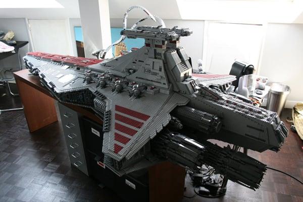 iomedes star destroyer lego venator episode 3 wars
