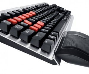 Corsair Vengeance K60 & K90 FPS Keyboards and Mice: Just for Gamers
