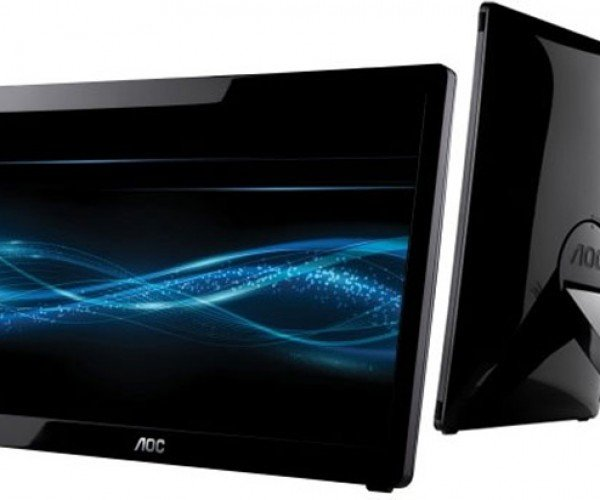 AOC USB-Powered Monitor: Cheap Extra Screen Resolution for Laptops