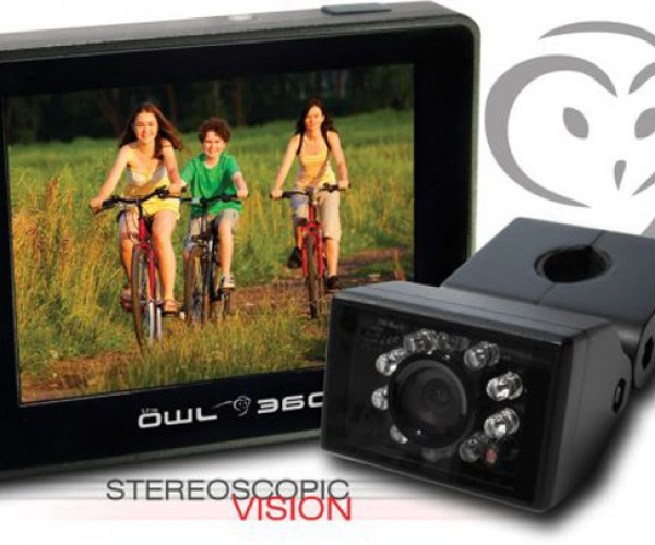 Owl 360 Rear View Bike Camera: Safety Improvement, or an Accident Waiting to Happen?