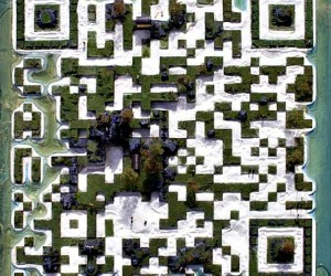 QR Code Island Should Be Renamed SCAN-dinavia