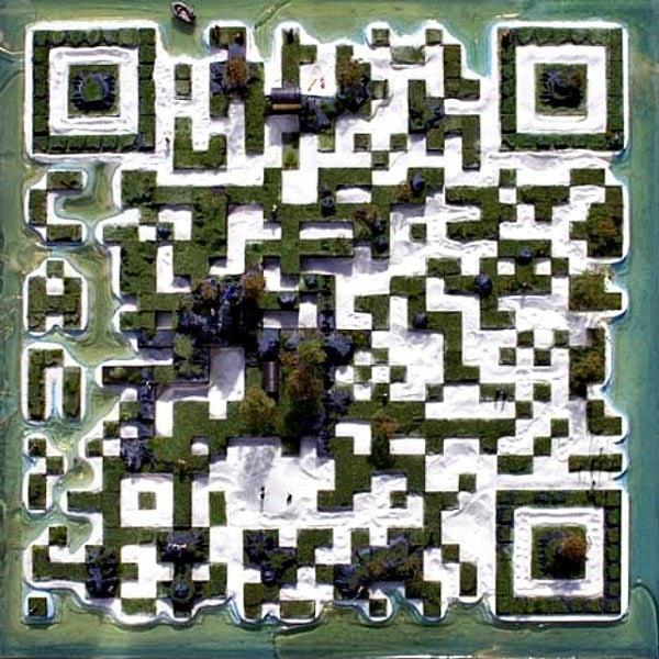qr island code mat barnes eddie blake design