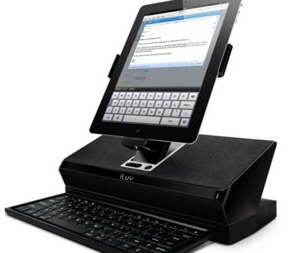 iLuv's WorkStations Turn Your Tablet into a Desktop PC: Say What?