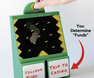 The 50/50 Savings Bank For People Who Don't Know Where Their Money Should Go