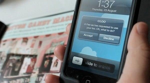 CLOO Pee App