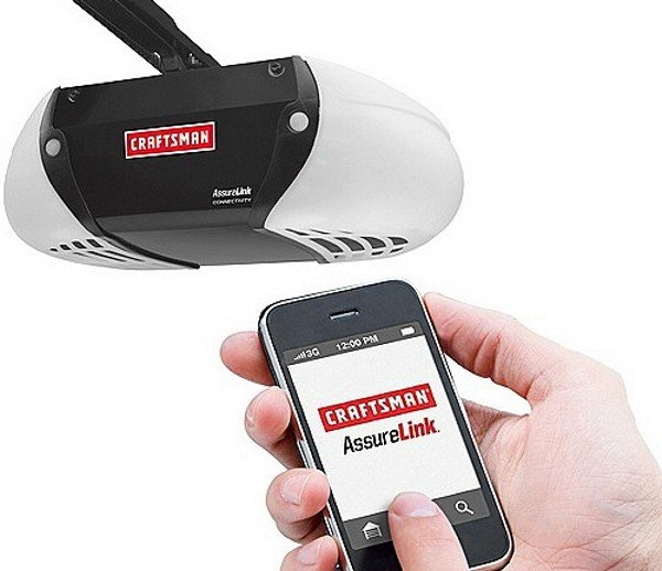 Craftsman AssureLink Garage Door Opener