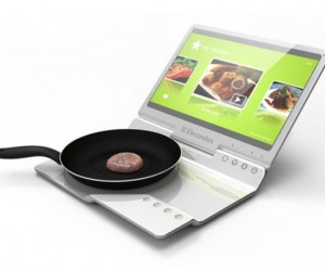 Electrolux Mobile Kitchen Concept: Think Your Laptop Gets Hot?
